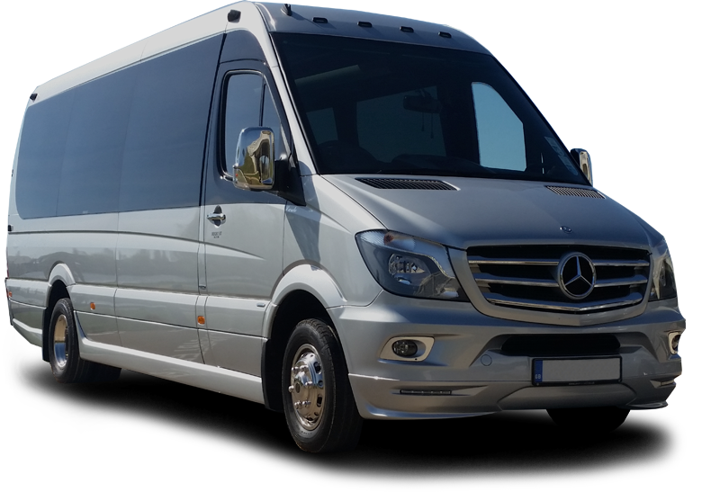 Platinum Coach Services Mercedes Sprinter