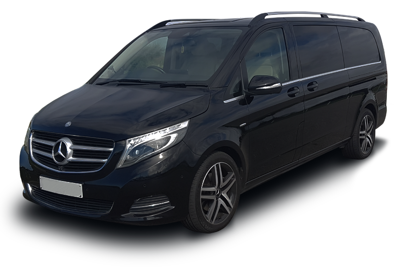 Platinum Coach Services | Mercedes V Class